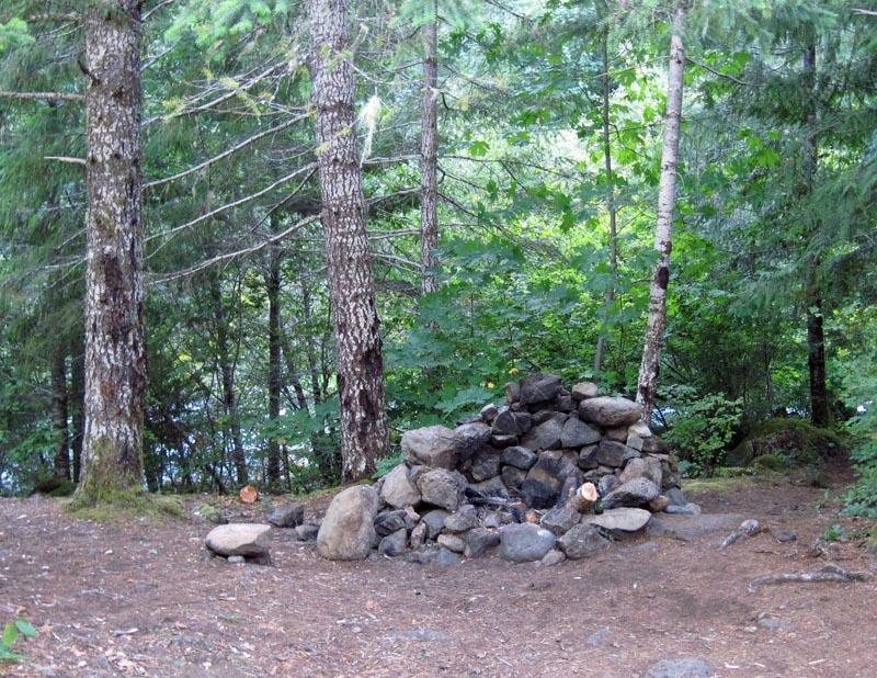 McKenzie Campsite